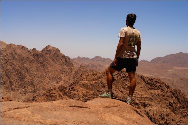 Egito - Subindo o Monte Sinai_3