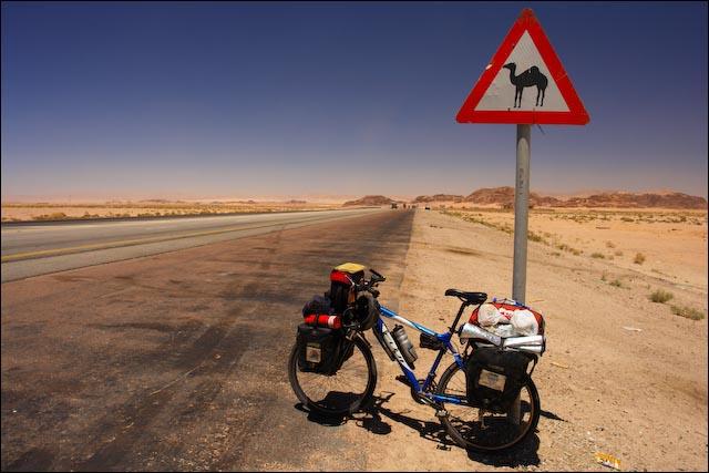 Jordânia - Estrada de camelo_5
